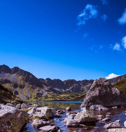 Tourism in Tatra Mountains - trekking, hillwalking, scrambling, climbing