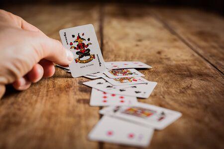 Joker | Combination of Playing Cards | Games and Gambling | Gambler