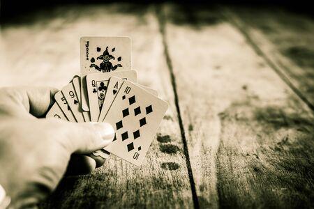 Playing Cards | Joker | Gambling and Gambler | Addiction to Gambling