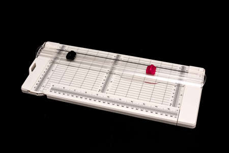 Trimmer and scoring board tool for cardmaking and paper craft projects Standard-Bild