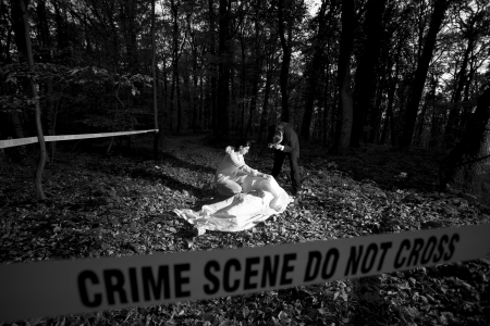 Crime Scene Investigation photo