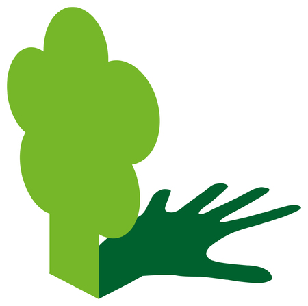 conciencia ambiental: Dise�o Ecolog�a logo