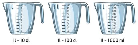 Measuring jug/ cup