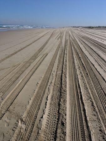 The Stockton Sand Dunes- Australia