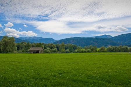 Rural landscape Stock Photo - 8292152