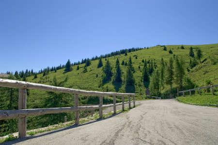 Mountain landscape Stock Photo - 8292180