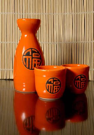Oriental sake