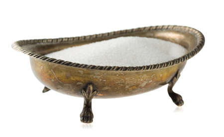 sugar bowl copper made