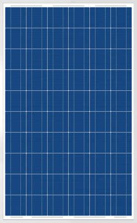 Textur von einem Solar-Panel. Grüne Energie von der Sonne.