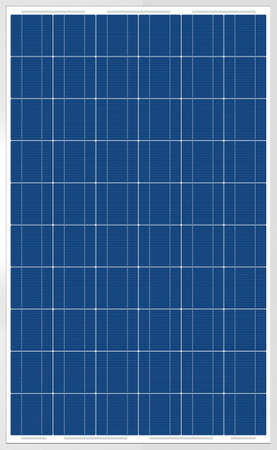 Texture of a solar panel. Green energy from the sun. Stock Photo - 8870684