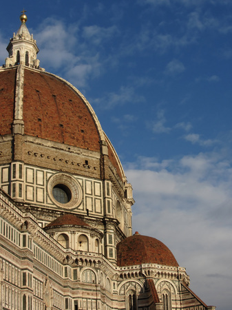 saint mary: Cathedral of Saint Mary of the Flower in Florence, Italy