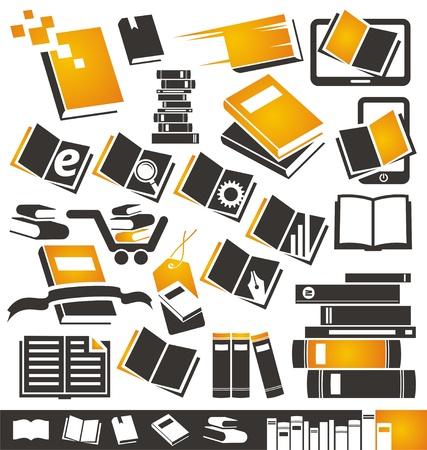 defter: Kitap simgeleri ayarlamak