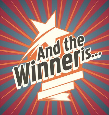 competencia: Ganador