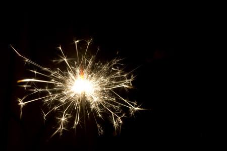 sparks: Sparks in the dark