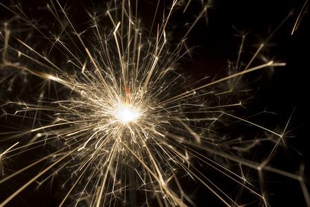 Sparks explosion