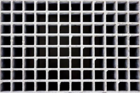 grid: Iron grid