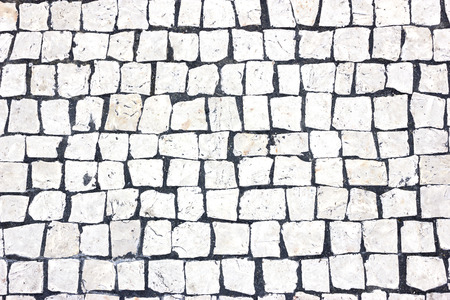 piso piedra: Suelo de piedra blanca Foto de archivo