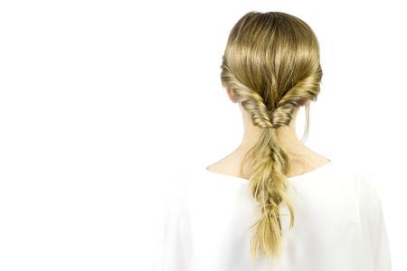 upsweep: Ups weep with braid