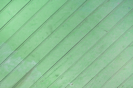 crosswise: Green wooden crosswise texture Stock Photo
