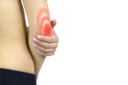 codo: dolor en el codo