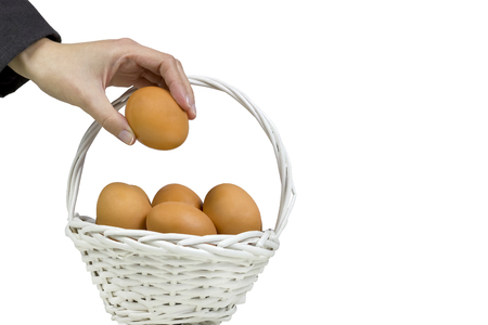 all in one: Putting all eggs in one basket