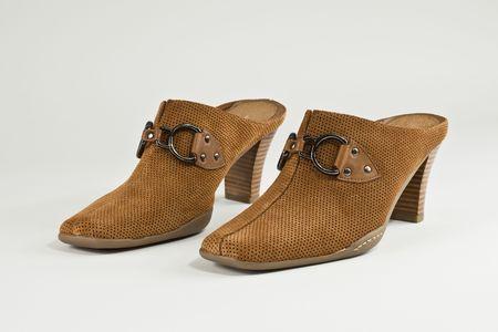 Ladies shoes photo
