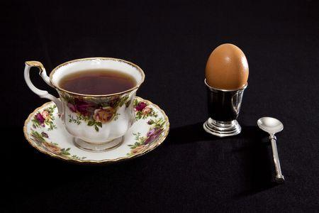 chucky: Breakfast Stock Photo