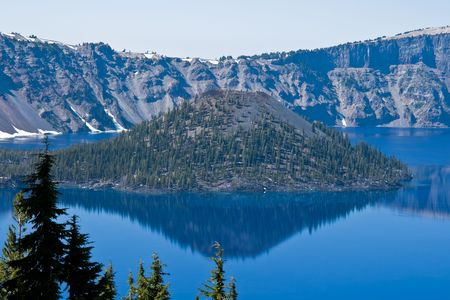 crater lake: Crater Lake, Oregon