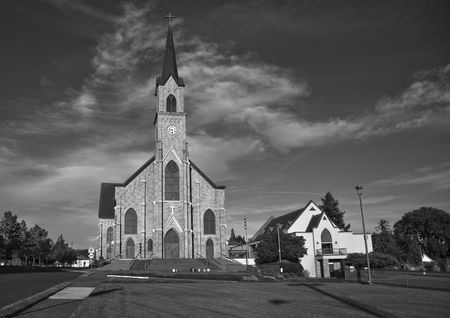 St. Mary Parish, Mt. Angel, OR, U.S.A. A Roman Catholic Parish with a Benedictine Tradition since 1881. photo