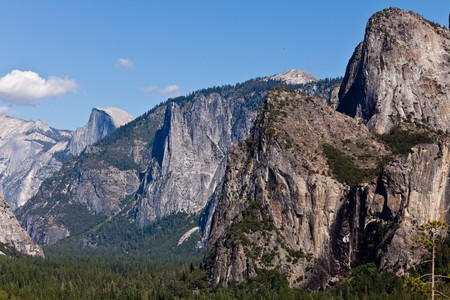 tunnel view: Tunnel View, Yosemite National Park, California, U.S.A.