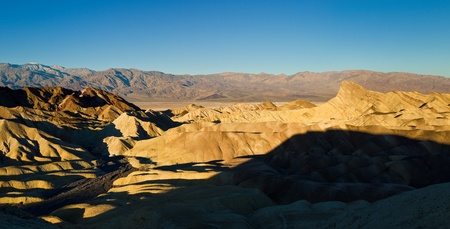 Zabriskie Point, Death Valley, California Stock Photo - 9185168