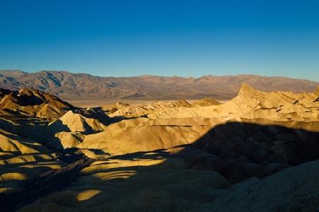 Zabriskie Point, Death Valley, California Stock Photo - 9185157
