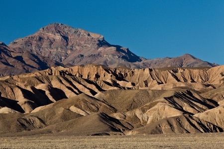Death Valley National Park, California. Death Valley is a desert valley located in Eastern California. Stock Photo - 9184981