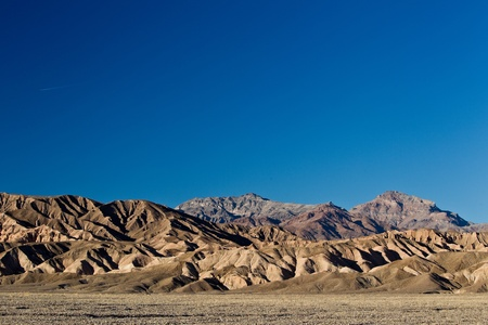 Death Valley National Park, California. Death Valley is a desert valley located in Eastern California. Stock Photo - 9185179