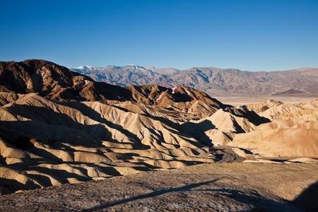 Zabriskie Point, Death Valley, California Stock Photo - 9184965