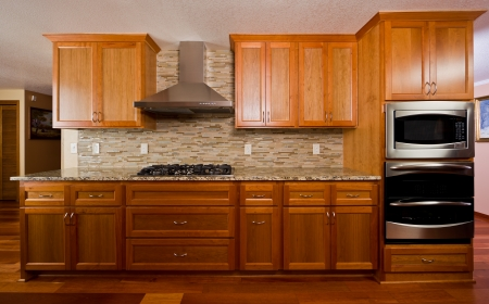 renovated: Renovated designer kitchen