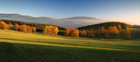 i beam: The beautiful scenery during my walk around Jesenik