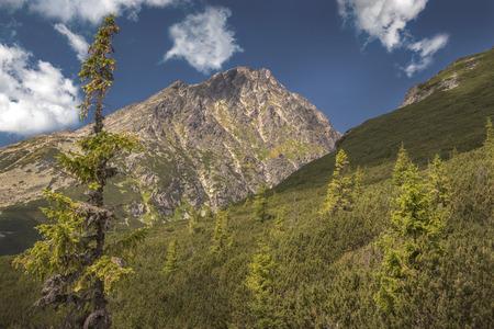 i beam: Gerlach - High Tatras