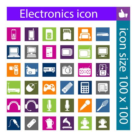 tv unit: electronics icon