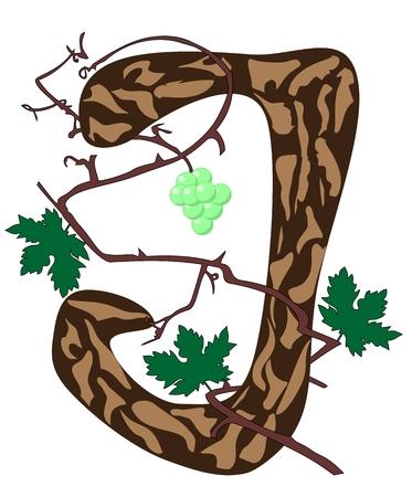 j: Letter J  Wood monogram