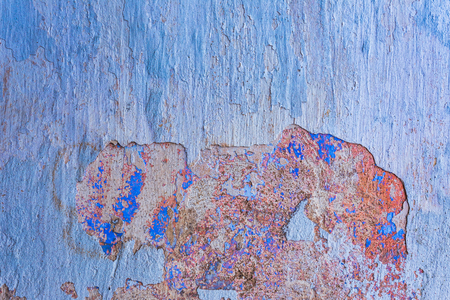 Colorful background pattern of old wall Stock Photo