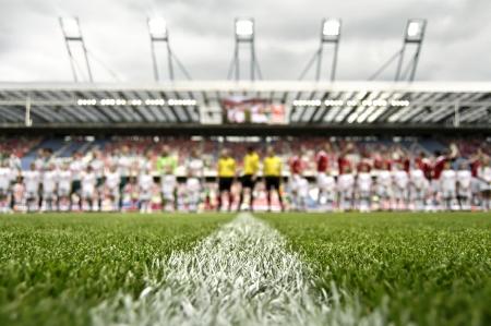 New stadium of Wisla Krakow
