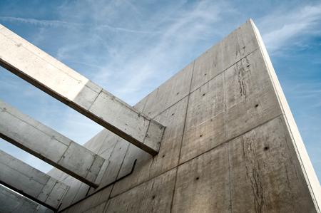 concrete: concrete detail Stock Photo