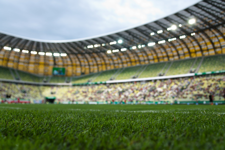 grassfield: monumental stage