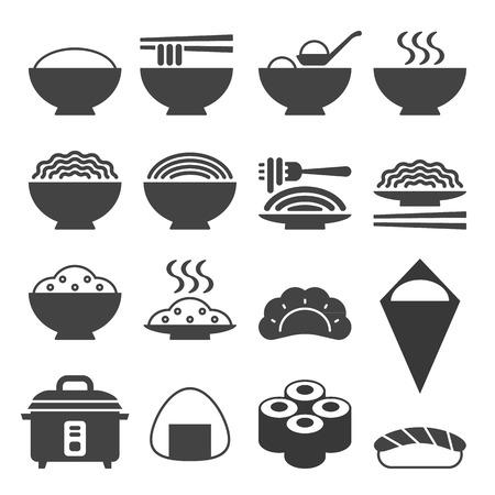 cuisine: Vector Japanese cuisine