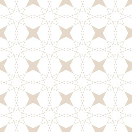 geometric seamless pattern Islamic style, vector illustration.