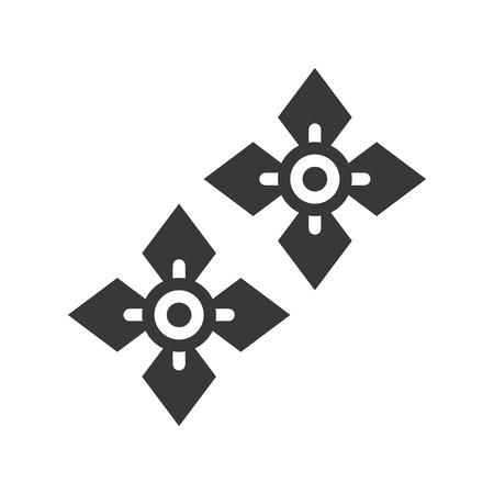 gemstone earrings, jewelry vector icon, glyph style