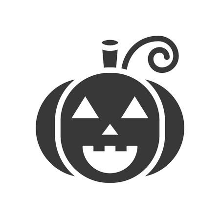 jack o lantern face vector, halloween character