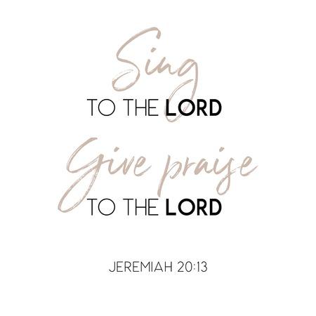 verset biblique de jérémie à utiliser comme affiche ou imprimable