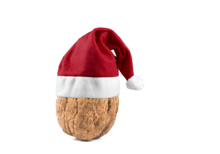 commodities: christmas; decorations; hat; holiday; peseasonal; red; santa; season; seasonal; white; x-mas; xmas, feed, cafe, warm, commodities, natural, christmas time, nut, autumn, penumbra, dry, texture, stars,